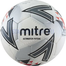 Мяч футзальный Mitre Ultimatch Futsal HyperSeam IMS